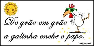 Resultado de imagem para Provérbios mais populares do Brasil