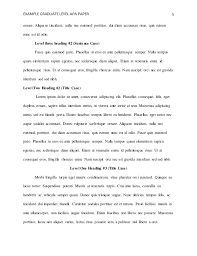 research paper introduction example apa FAMU Online