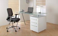 brilliant glass home office desk brilliant wood office desk