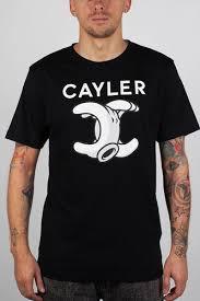 Футболка <b>CAYLER & SONS</b> No.1 Tee (Black-White, L)