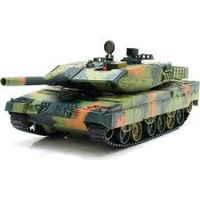 Радиоуправляемый танк Heng Long Leopard A5 масштаб 1:24 ...