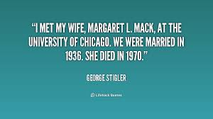 I met my wife, Margaret L. Mack, at the University of Chicago. We ... via Relatably.com