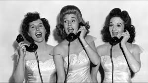 Image result for The andrews sisters