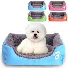 Cute <b>Pets</b> Small <b>Large</b> Warm Cats Puppy Dogs Beds Kennel (<b>S</b>-<b>3XL</b> ...