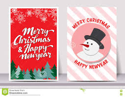 merry christmas happy new year typography flyer template merry christmas happy new year typography flyer template lettering greeting card poster