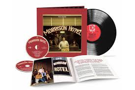 <b>Doors</b> Announce '<b>Morrison</b> Hotel' 50th-Anniversary Set