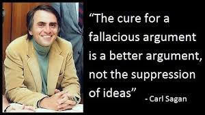 Image result for carl sagan quotes