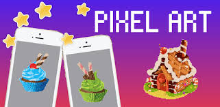 <b>Candy color</b> by number : Pixel art cupcake - Apps on Google Play
