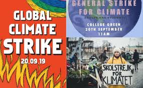 Bristol Greenpeace Supports Global Climate Strike | Greenpeace ...