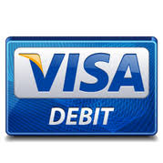 Image result for VISA DEBIT CARD