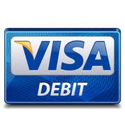 Image result for VISA DEBIT CARD