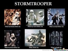 Stormtrooper Memes. Best Collection of Funny Stormtrooper Pictures via Relatably.com