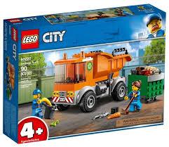 Купить <b>Конструктор LEGO</b> City <b>60220 Мусоровоз</b> на Яндекс ...
