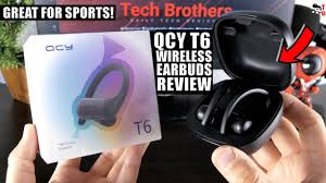 <b>QCY T6</b> REVIEW: For <b>Sports</b> Only, Not For Daily Use! - YouTube