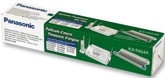 <b>Термопленка Panasonic</b> KX-FA54A (2шт) 35м для KX-FP141/143 ...