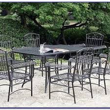 black wrought iron patio chairs black wrought iron patio