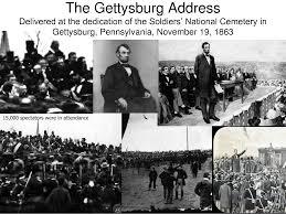「Gettysburg Address」の画像検索結果