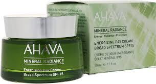 Ahava Mineral Radiance <b>Минеральный дневной крем</b> придающий ...