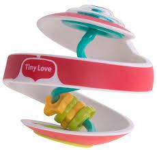 <b>Погремушка Tiny Love Чудо</b>-<b>шар</b> (550) красный купить в ...