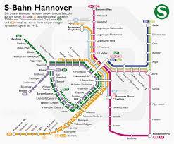 S-Bahn di Hannover
