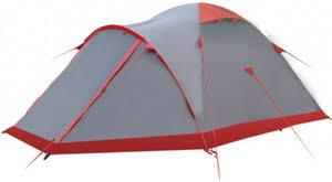 Туристическая <b>палатка Tramp Mountain</b> 2 (V2) купить недорого в ...