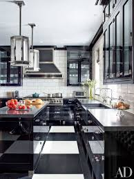 art deco kitchen design glam touches
