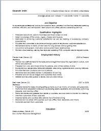 waitress resume sample resume job objective qualification highlight sample resume waitress hostess resume objective