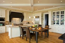 Open Kitchen And Dining Room Designs Kitchen Family Room Design Kitchen Family Room Design L