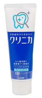 """<b>Зубная паста</b> Lion """"Clinica"""", для <b>защиты</b> от кариеса, с ароматом ..."""