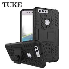 For <b>Honor</b> 10 <b>TPU PC</b> Cover Kickstand Case For <b>Huawei Honor</b> 9 ...