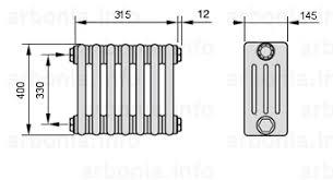 <b>Радиатор ARBONIA 4040</b>/7 №12 цвет RAL 6020   Официальный ...