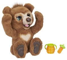 Интерактивная мягкая игрушка FurReal Friends Русский <b>мишка</b> ...