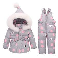 BibiCola <b>Russian Winter</b> Kids Clothing Sets <b>Warm</b> Duck <b>Down</b> ...