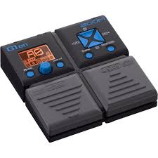 <b>Гитарный процессор Zoom</b> G1on