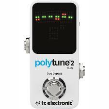 Купить <b>TC Electronic</b> PolyTune 2 mini - <b>тюнер</b> по лучшей цене от ...