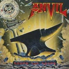 <b>Pound For Pound by Anvil</b> on Spotify