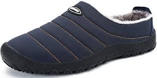 UBFEN Men's Women's Winter Warm Slippers with ... - Amazon.com
