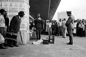 praise poem for the photographer omar badsha africa is a country street performance durban 1981