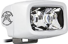 Rigid Industries 94222 M-SRM Amber Spotlight: Amazon.<b>in: Car</b> ...