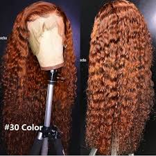 <b>Ombre</b> Wigs Ginger <b>Color Lace</b> Human Hair Wigs 13x4 <b>Frontal</b> Wigs ...