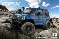 <b>Радиоуправляемый трофи MST</b> CFX Suzuki Jimny J3 4WD KIT ...