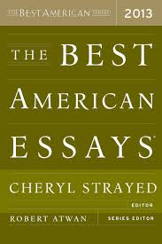 taking a look at the     best american     and other writing anthologies