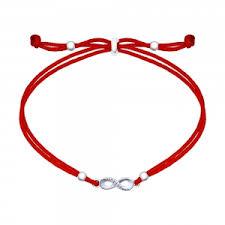 Купить красную нить браслет на запястье <b>SOKOLOV в</b> интернете
