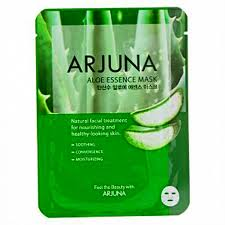 <b>Увлажняющая маска All New</b> Cosmetic Arjuna Aloe Essence Mask ...