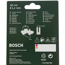 <b>Цепь пильная Bosch</b> AKE 40, 57 звена, шаг <b>3/8</b> дюйма, паз 1,1 мм ...