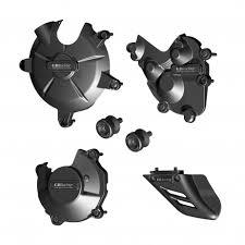 <b>ZX</b>-<b>6R Motorcycle</b> Protection Bundle 2013 - 2019