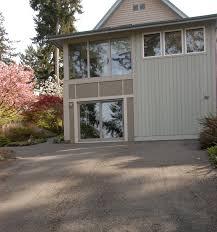 living space converting garage