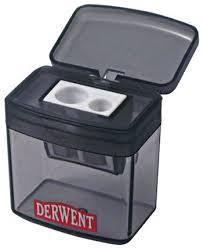 <b>Точилка для</b> карандашей <b>двойная</b> с контейнером, Derwent купить ...