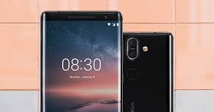 <b>Nokia 8</b> Sirocco — невероятный телефон для повседневной жизни