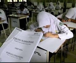 Hasil gambar untuk ujian nasional tahun 2016